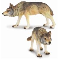 Волк охотящийся M
